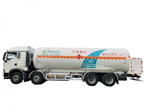 低溫液體運輸車